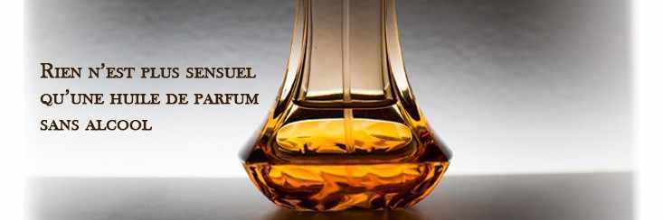 huile de parfum musc concentré de parfum