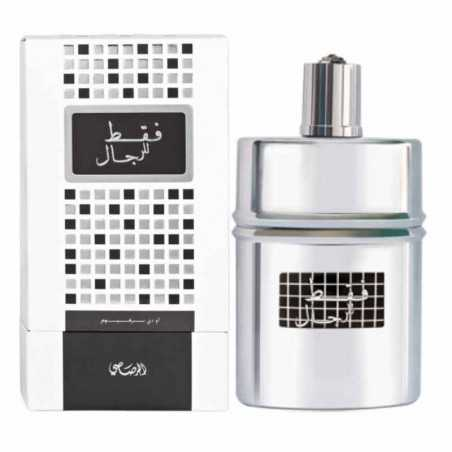 Faqat Lil Rijal - Rasasi perfume water for men