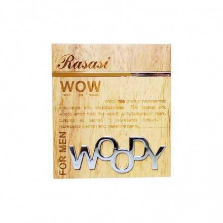 Woody pour homme - Rasasi