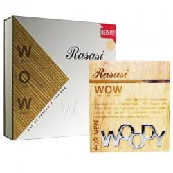 RASASI Woody pour homme - Rasasi Parfums Homme