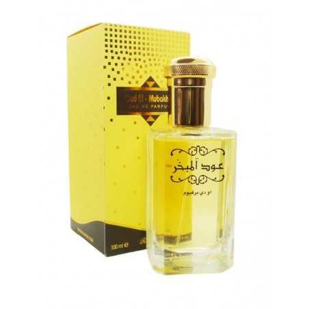 Oud Al mubakhar - Rasasi mixed perfume