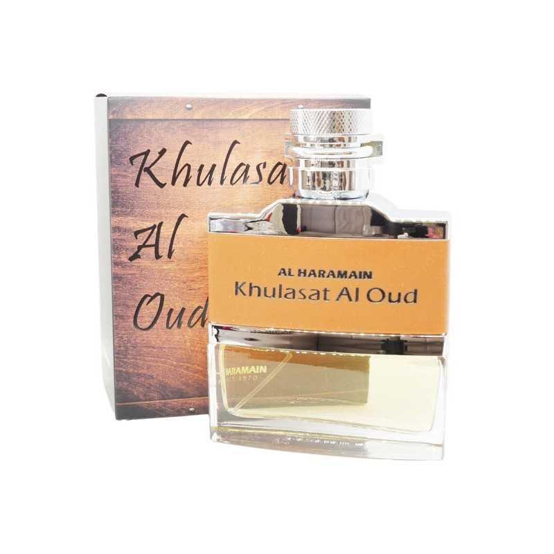 Al haramain khulasat al oud - al haramain Parfums Homme