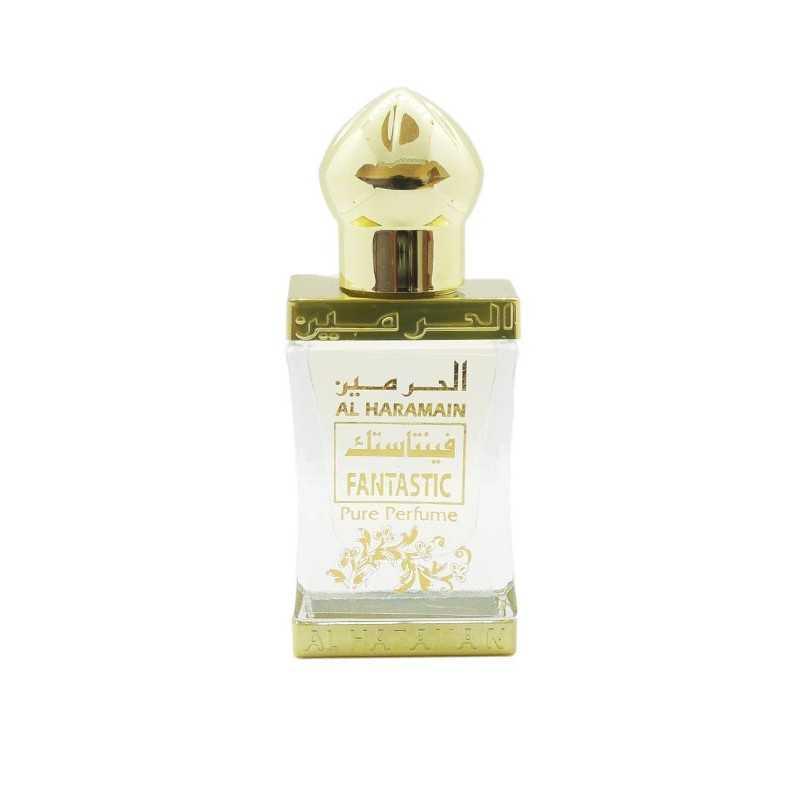 Al haramain Fantastic - Musc Al Haramain Huile de parfum