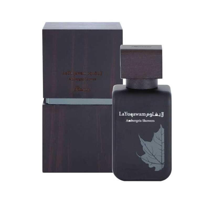 RASASI La Yuqawam Ambergris Showers pour homme - Rasasi Parfums Homme