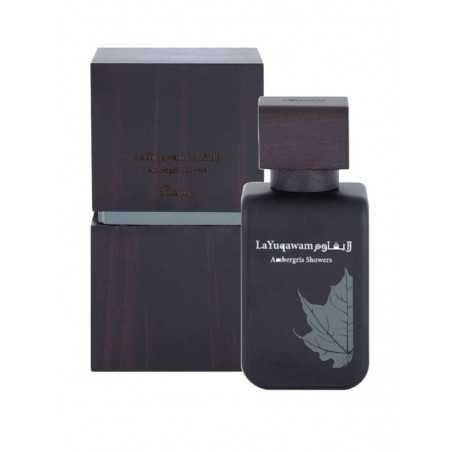 La Yuqawam Ambergris Showers for men - Rasasi Perfume