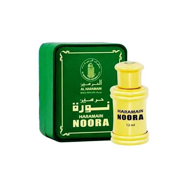 Noora - Huile de parfum - Al Haramain