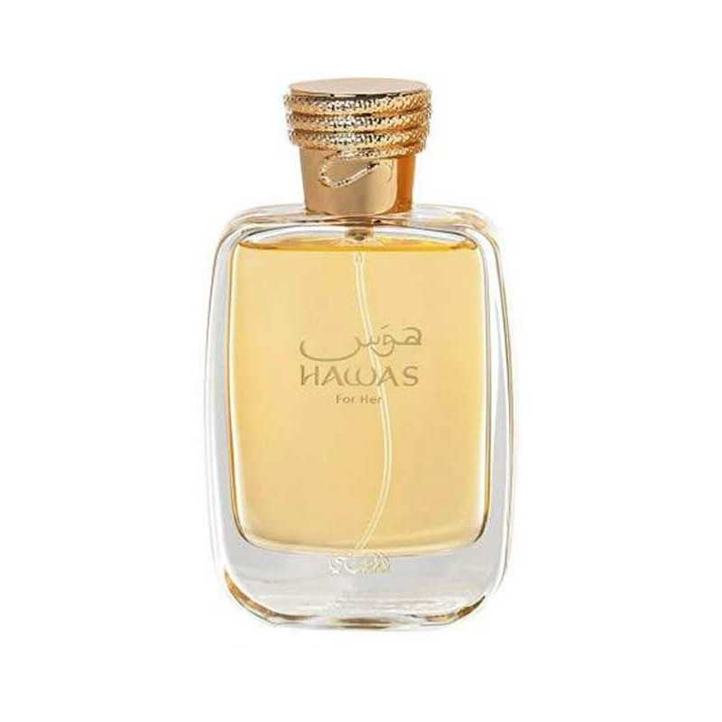 Hawas for her for women - Rasasi Perfume RASASI Perfumes for Women