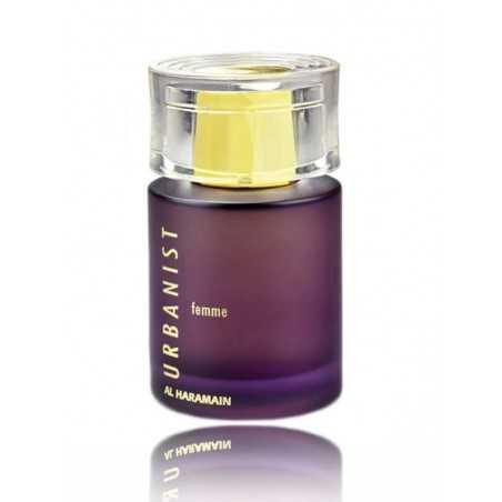 Urbanist woman - perfume al haramain