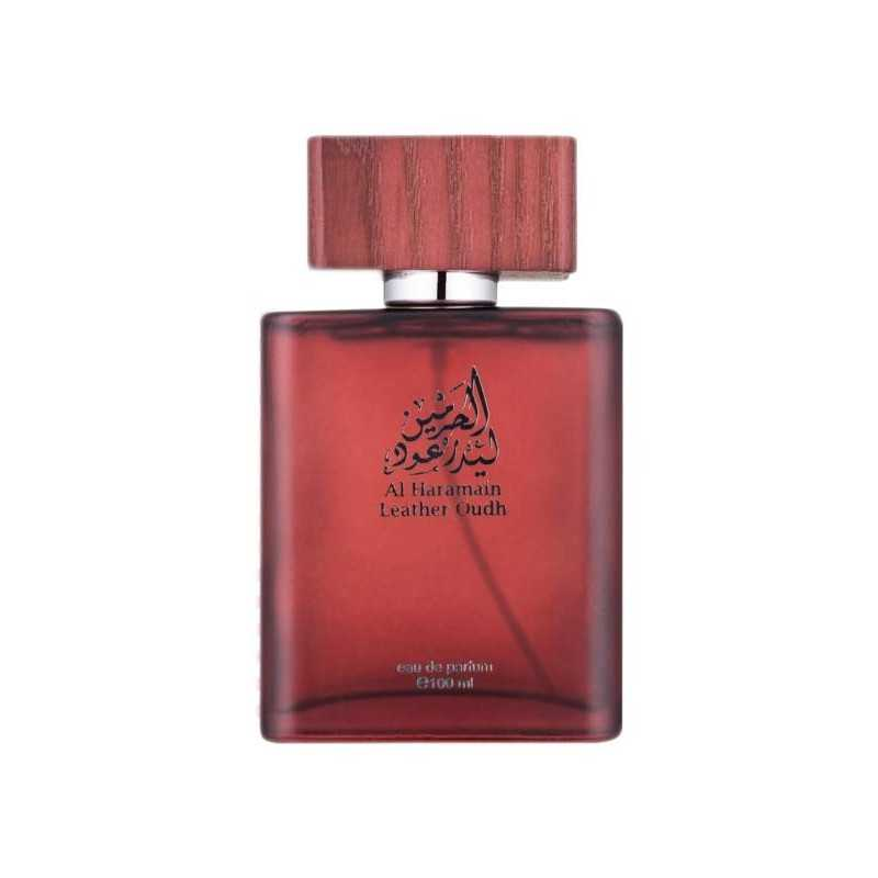 Leather Oudh Al Haramain perfume water Al haramain Al Haramain