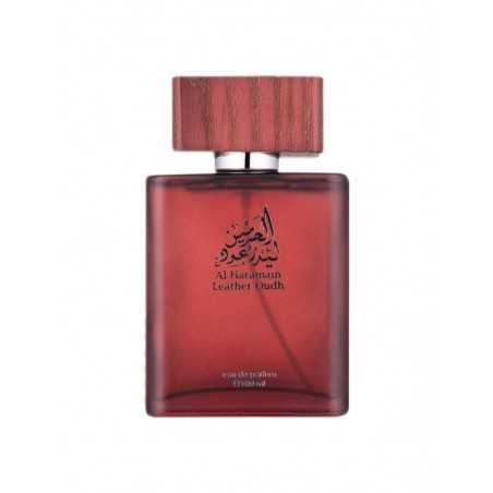 Leather Oudh eau de parfum Al Haramain