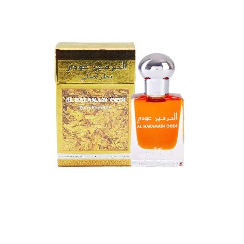 Oudi Al Haramain musk - Perfume oil Al haramain Al Haramain