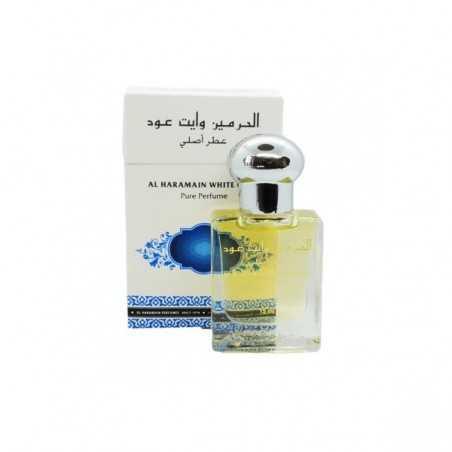 Musk White Oud - Al Haramain
