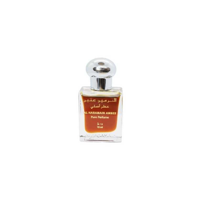 Al haramain Al Haramain Amber - musc Huile de parfum