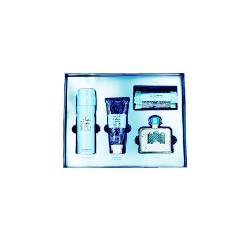 Shefon Box Al Haramain Al haramain MyCospara Perfumery
