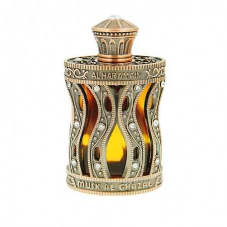 Musk Al Ghazal Huile de parfum Al Haramain
