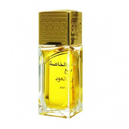 khaltat al khasa ma dhan al oudh Rasasi parfum mixte