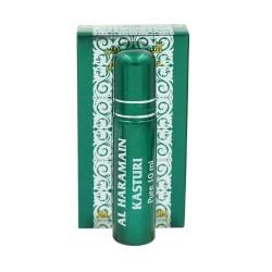 Al haramain Al Haramain Kasturi musc huile de parfum mixte Huile de parfum