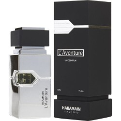 l'Aventure - AL HARAMAIN perfume water for men Al haramain Perfumes for Men