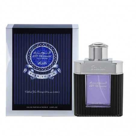 Al Wisam Evening perfume for men - RASASI