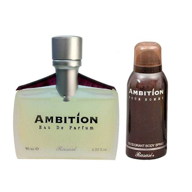 RASASI Ambition pour Homme 2 en 1 - Rasasi Parfums Homme
