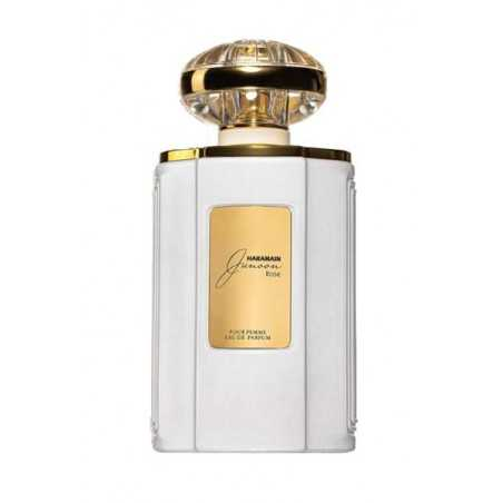 Junoon Rose perfume for women - Al Haramain