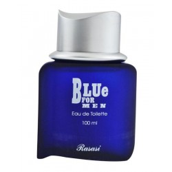 blue for men parfum rasasi pour homme