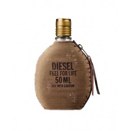 Fuel for Life - Diesel toilet water for men