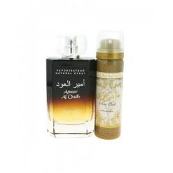 Lattafa Ameer Al Oudh - Lattafa eau de parfum mixte Lattafa