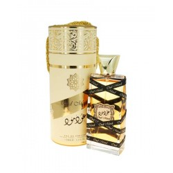 Oud Mood - Lattafa mixed perfume water Lattafa Lattafa