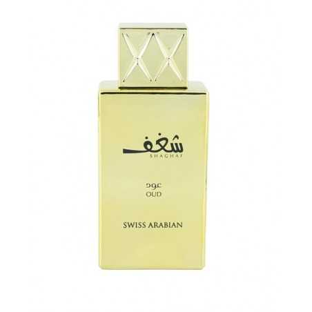 Shaghaf Oud - Swiss Arabian mixed perfume water