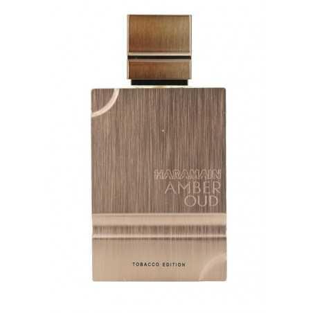 Amber Oud Tobacco Edition - Al Haramian mixed perfume water