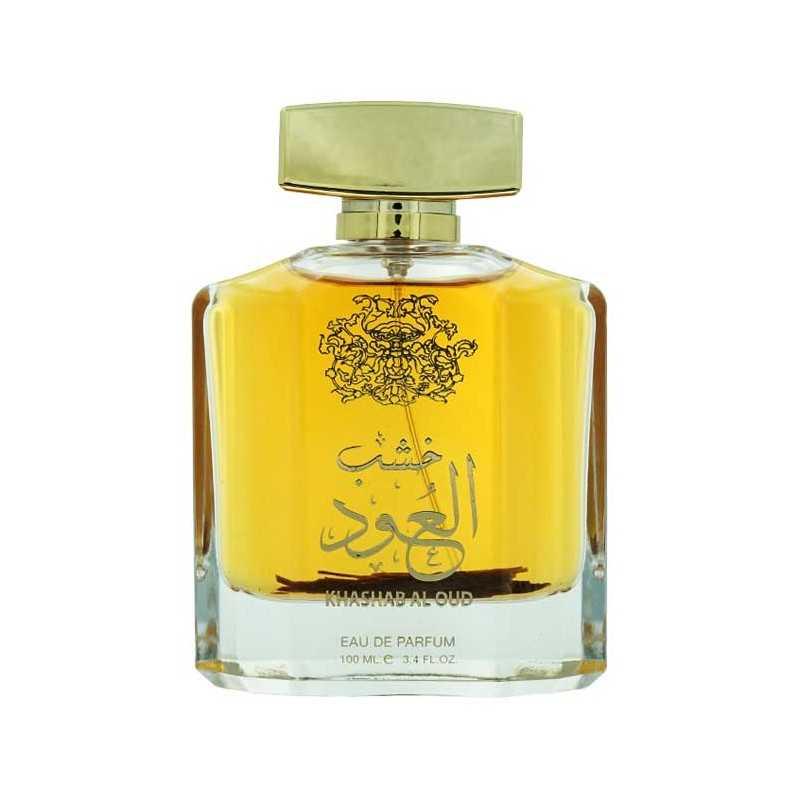 Ard Al Zaafaran Khashab Al Oud - Ard Al Zaafaran eau de parfum mixte Parfums boisés