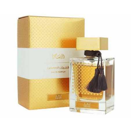 Qasamat Ebhar - Rasasi mixed perfume water