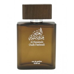 Oudh Patchouli - Al Haramain mixed perfume water Al haramain Al Haramain