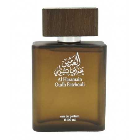 Oudh Patchouli - Al Haramain mixed perfume water