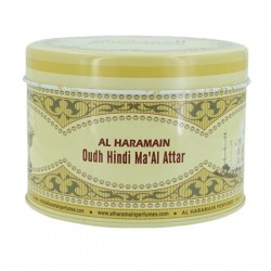 oudh hindi ma al attar - Al Haramain incense Al haramain Bakhour incense