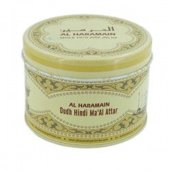 oudh hindi ma al attar - Al Haramain incense Al haramain Bakhour incense