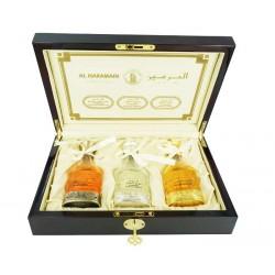 Majmuat Al Arab - Al Haramain 3 mixed perfume waters Al haramain Al Haramain