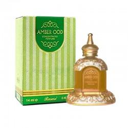 Amber Oudh - Rasasi musk perfume oil RASASI Perfume oil
