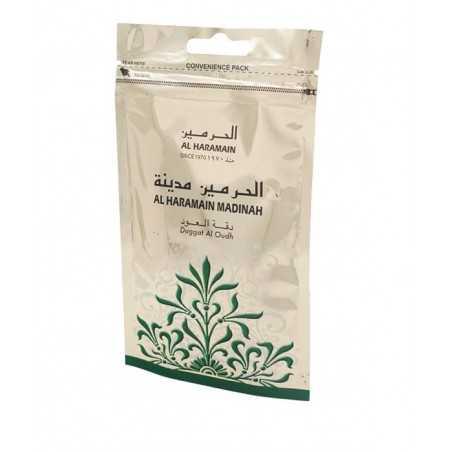 Duggat Al Oudh Madinah - Al Haramain incense bakhour