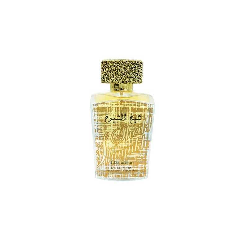 Sheikh Al Shuyukh Luxe Edition - Lattafa mixed perfume water Lattafa Lattafa