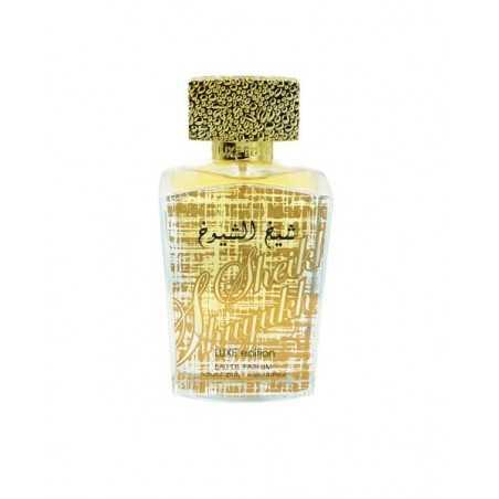Sheikh Al Shuyukh Luxe Edition - Lattafa eau de parfum mixte
