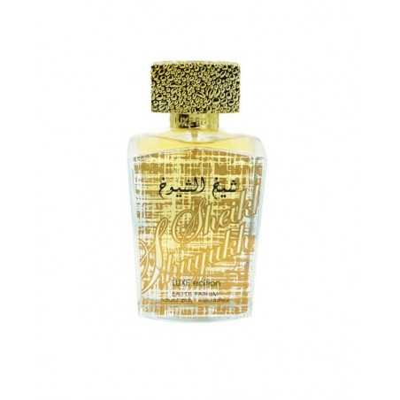Sheikh Al Shuyukh Luxe Edition - Lattafa mixed perfume water