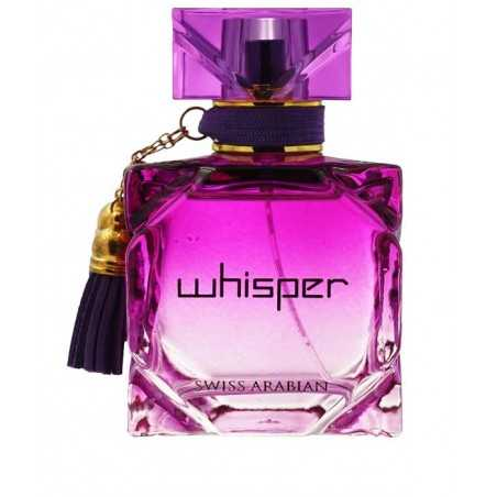 Whisper - Swiss Arabian perfume water for women