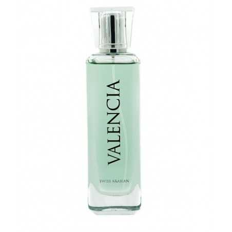 Valencia Swiss Arabian perfume water for women