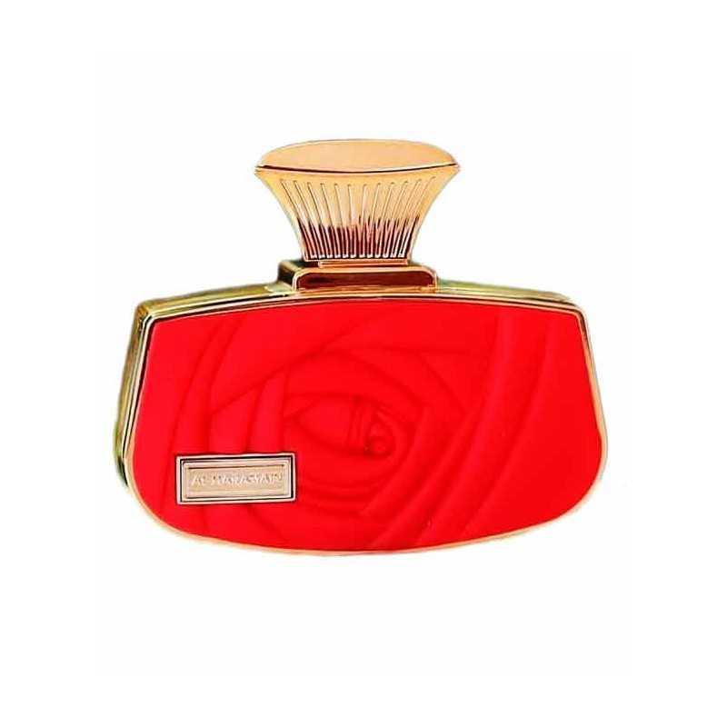 Beautiful red Al Haramain perfume water for women Al haramain Al Haramain