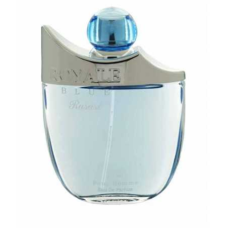 Royal blue Rasasi perfume water for men