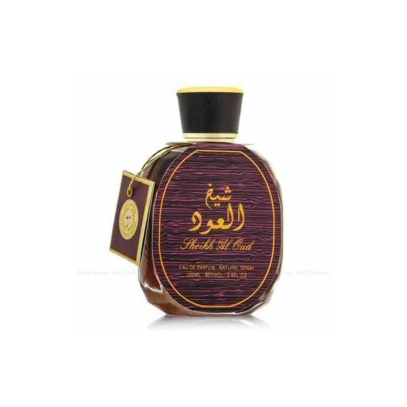 Ard Al Zaafaran Sheikh al oud Ard al zaafaran parfum mixte Ard Al Zaafaran