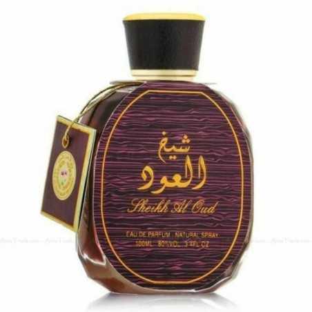 Sheikh al oud Ard al zaafaran parfum mixte