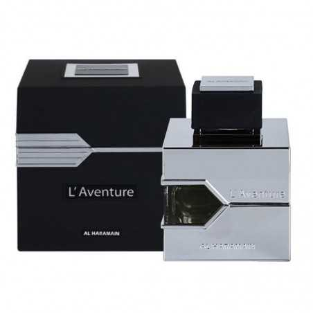 l'Aventure - AL HARAMAIN perfume water for men